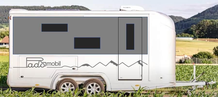 TransportCaravan Konzept