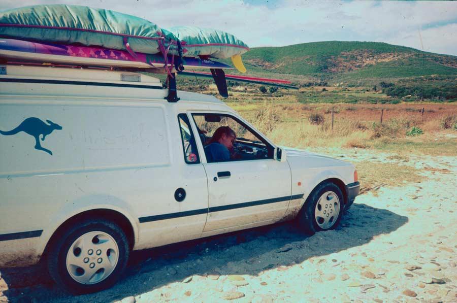 Kleinstes, als Wohnmobil zugelassenes Fahrzeug